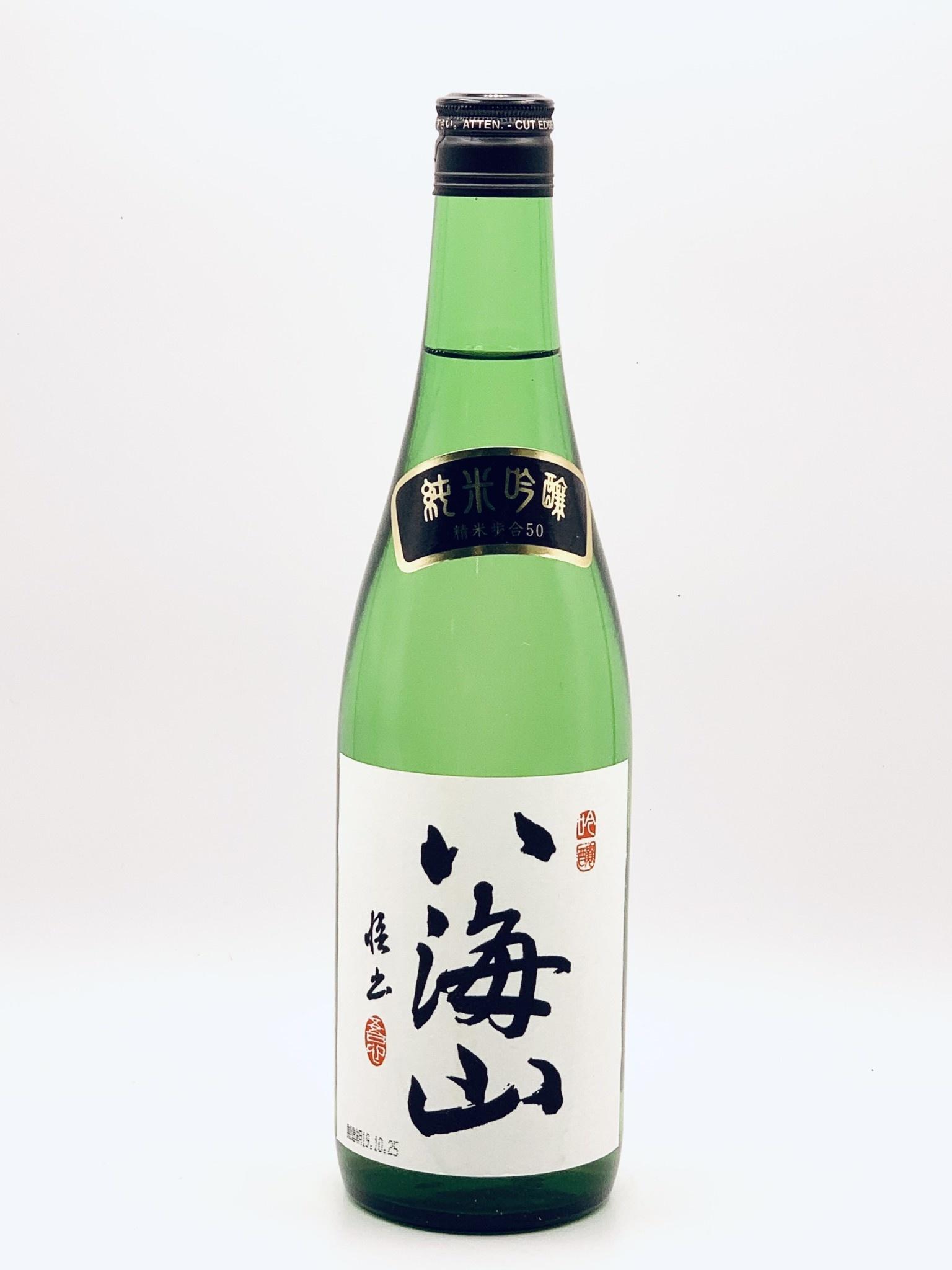 Hakkaisan Junmai Diaginjo Sake 720ml