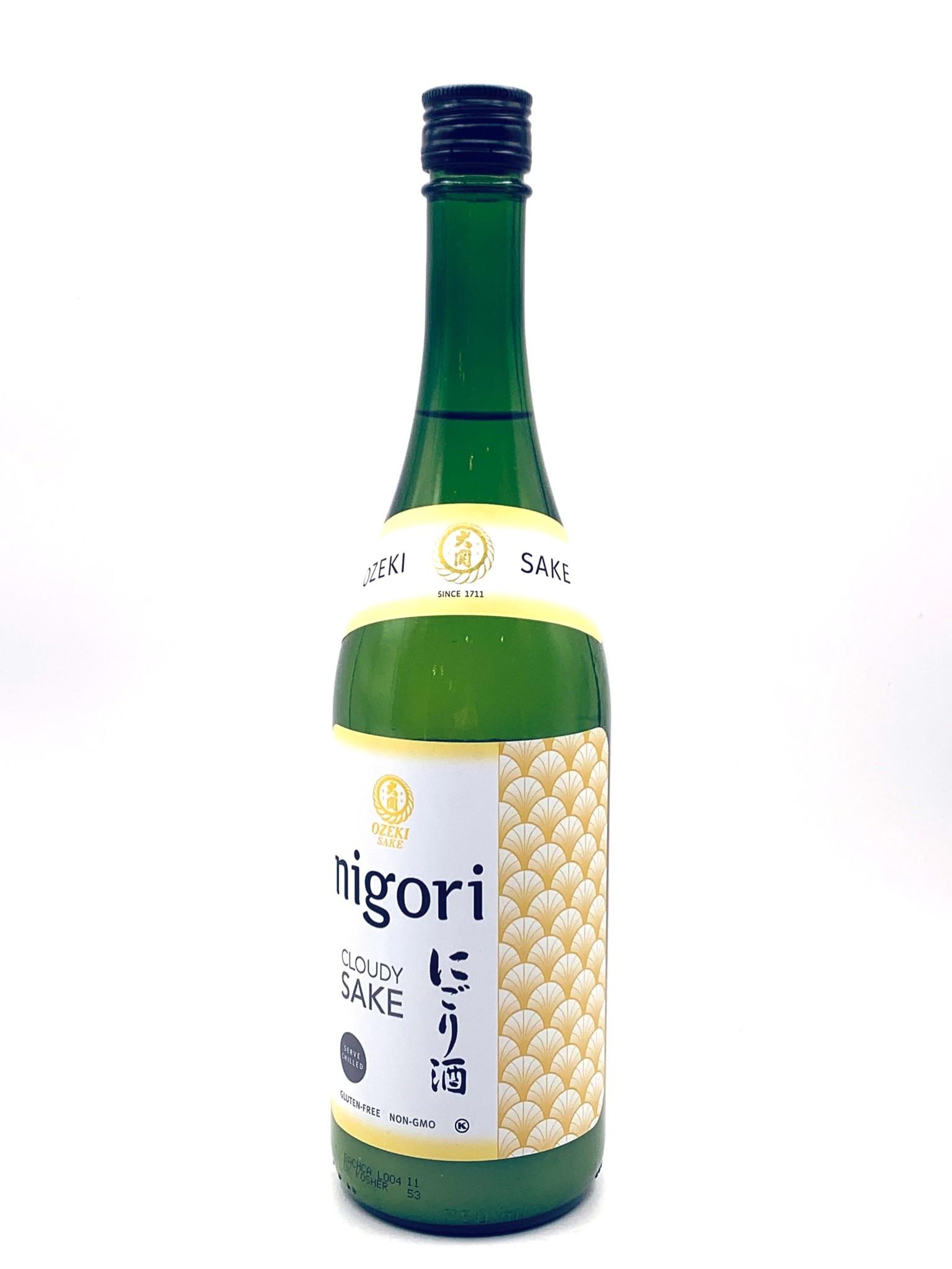 Ozeki Nigori Sake 750ml