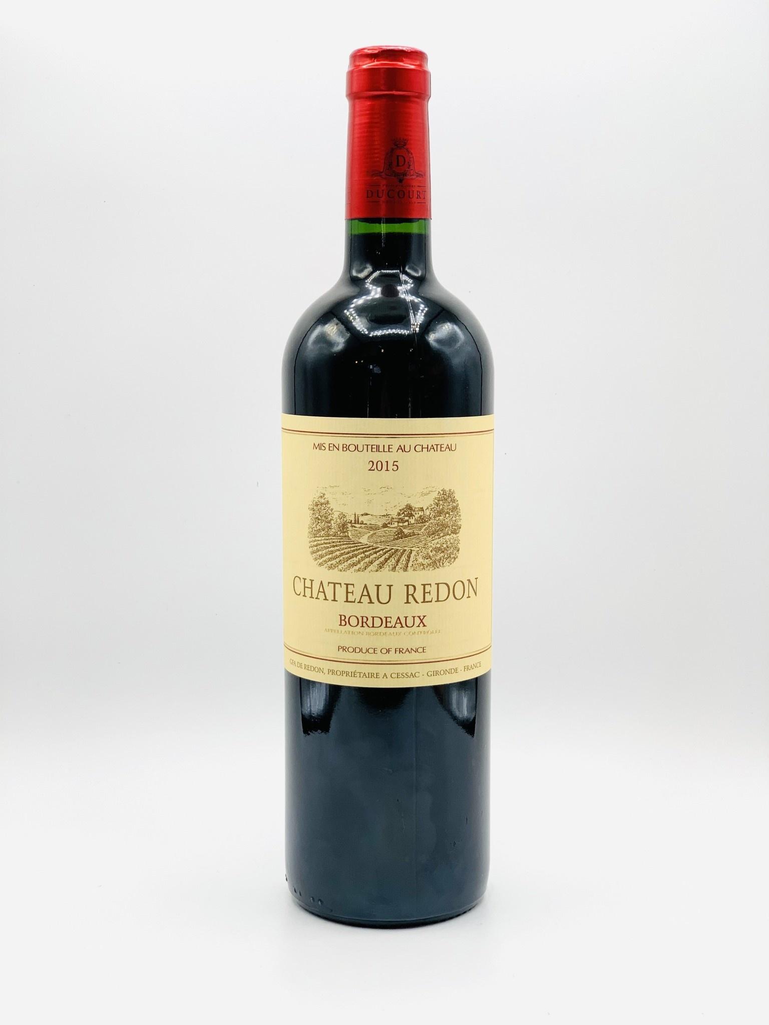 Bordeaux 2015 Chateau Redon 750ml