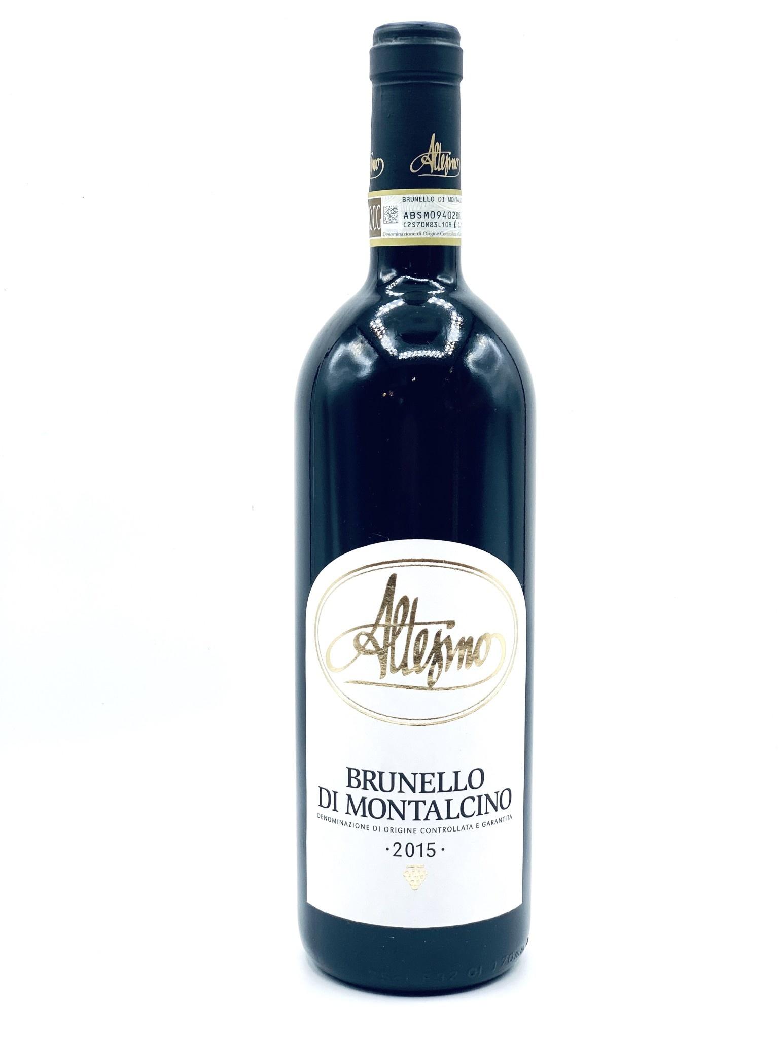 Brunello di Montalcino 2015 Altesino 750ml