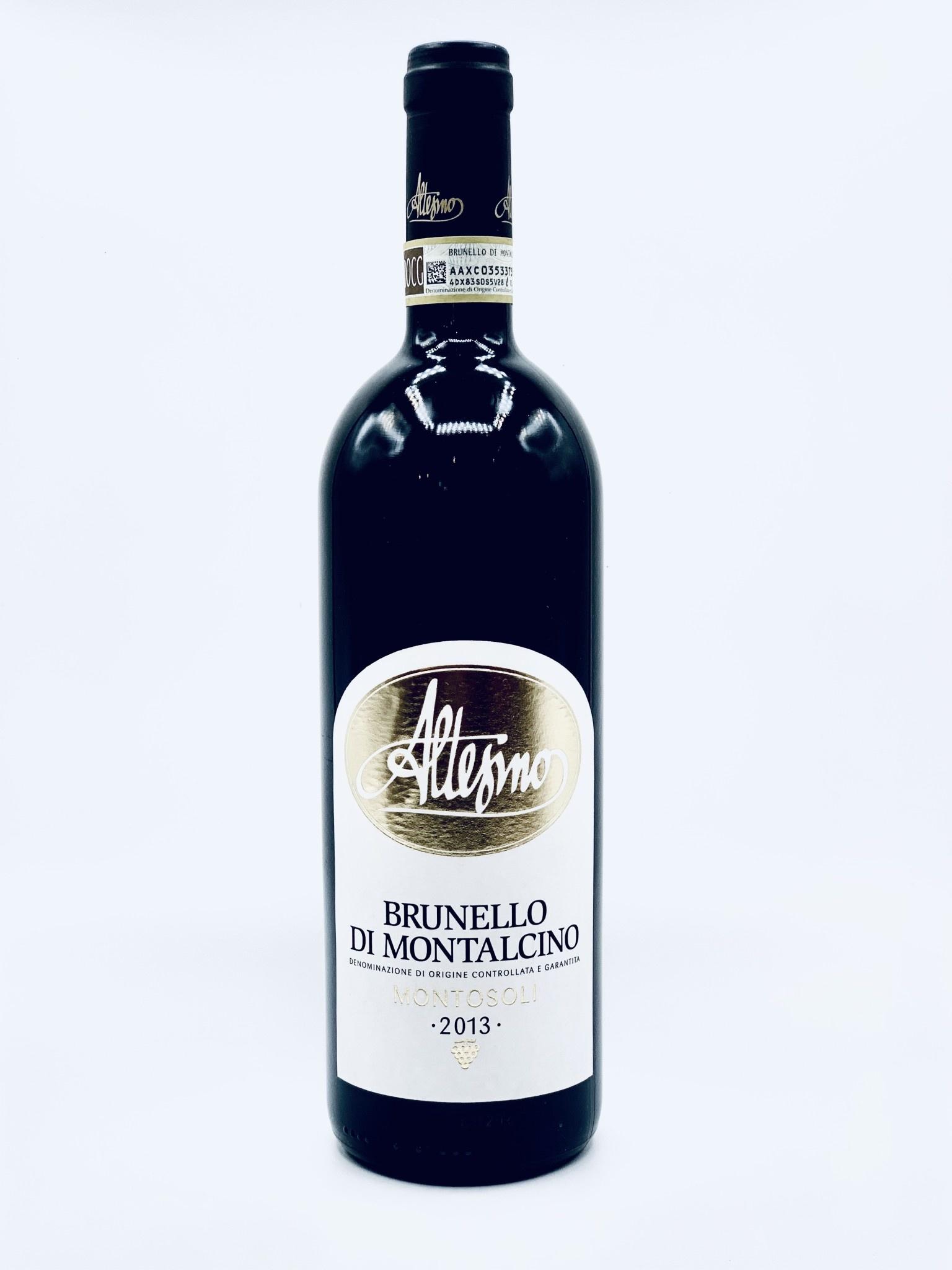 """Brunello di Montalcino """"Montosoli"""" 2013 Altesino 750ml"""