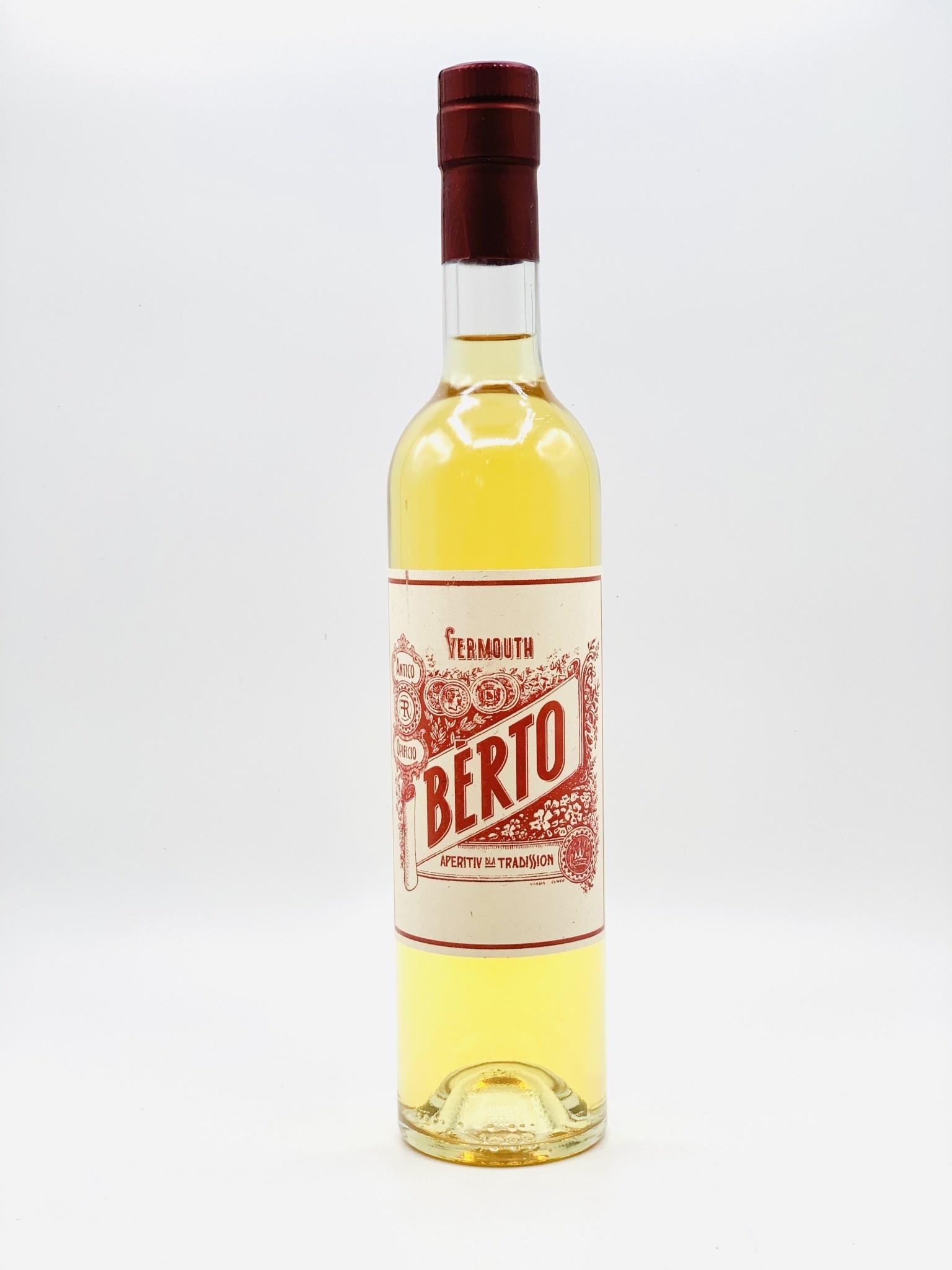 Berto Aperitiv dela Tradission Bianco Vermouth 500ml