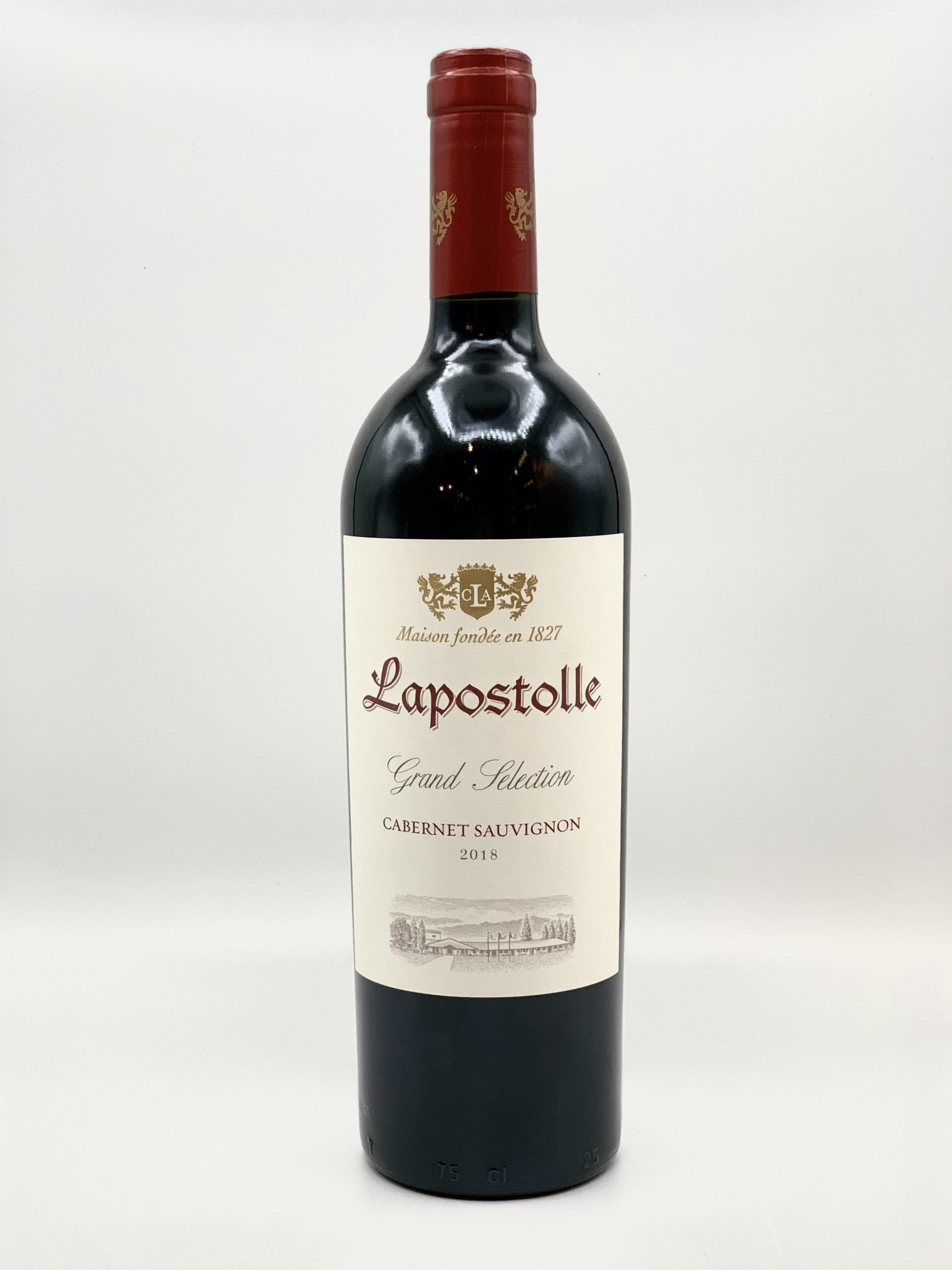 Rapel Valley Cabernet Sauvignon 2018 Lapostolle Wines  750ml