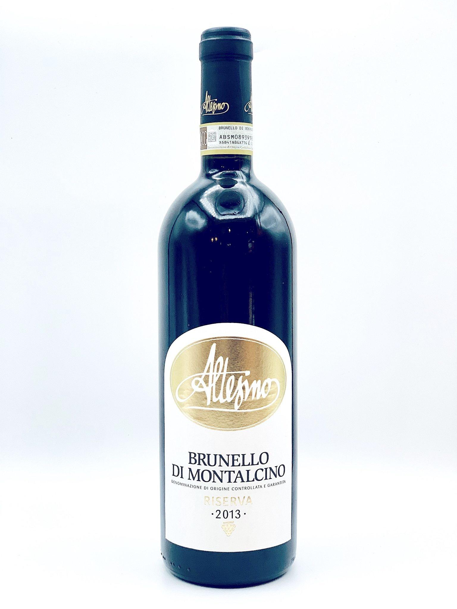 Brunello di Montalcino Riserva 2013 Altesino 750ml