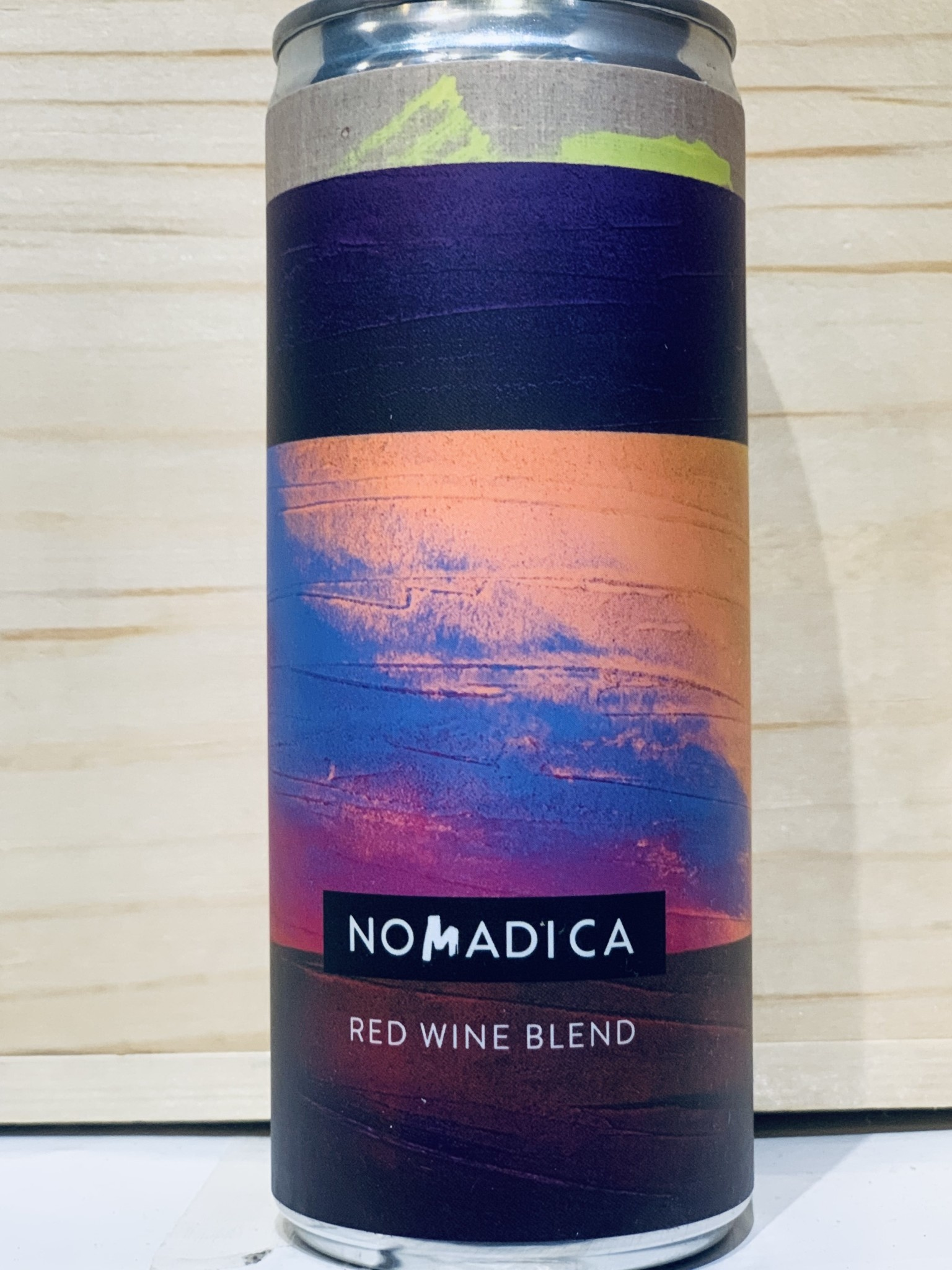 North Coast Red Blend 2017 Nomadica (250ml can wine)