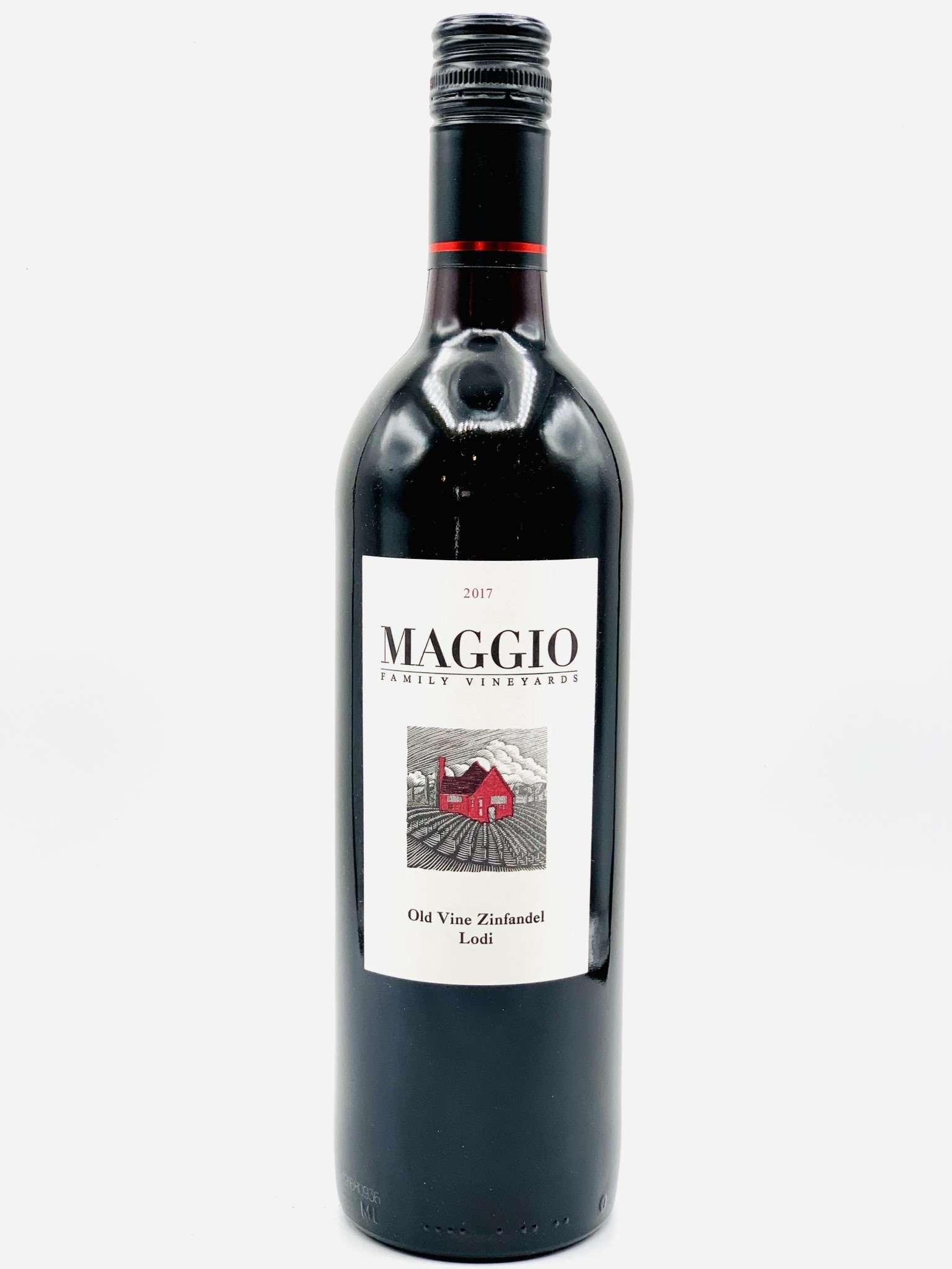 Lodi Old Vine Zinfandel 2017 Maggio Family Vineyards 750ml