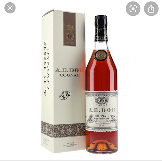 A E DOR Cognac XO Vieille Fine Champagne 750ml (80 Proof)