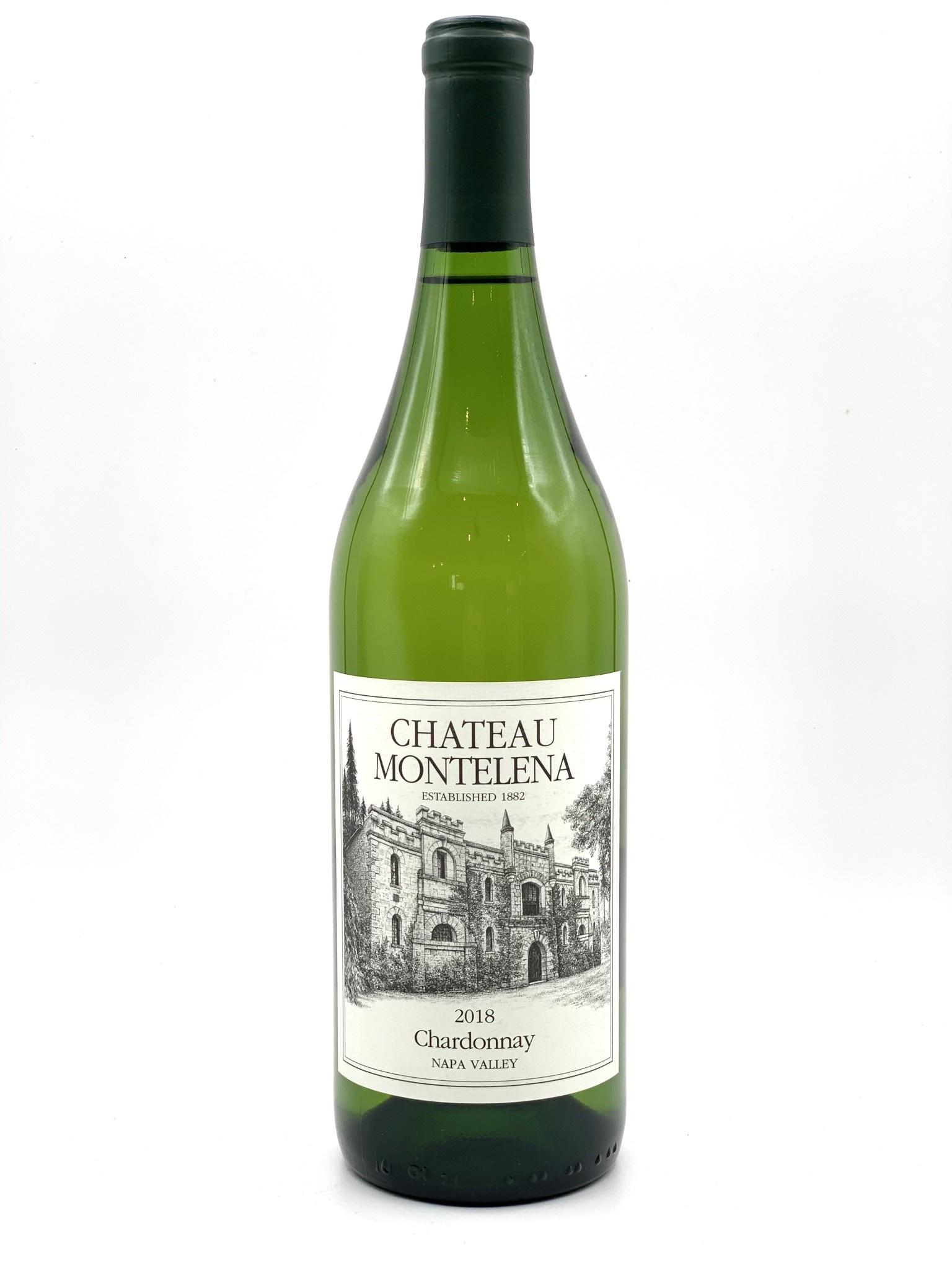 Napa Valley Chardonnay 2018 Chateau Montelena 750ml
