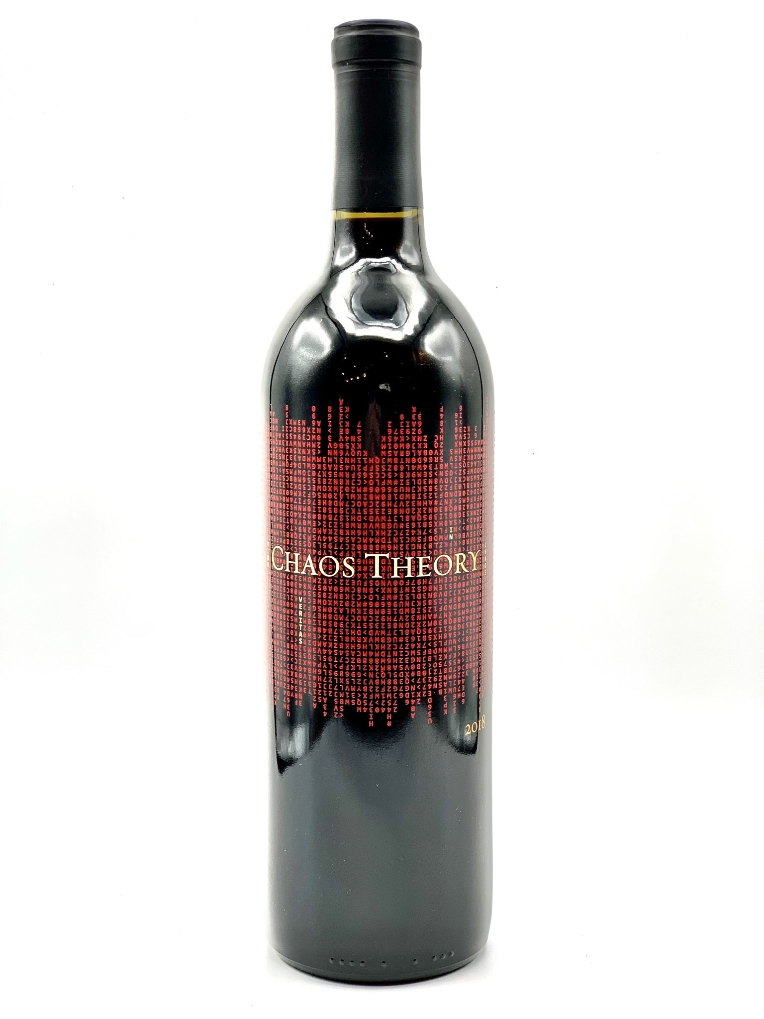 """Napa Valley Proprietary Red 2018 Brown """"Chaos Theory""""  750ml"""