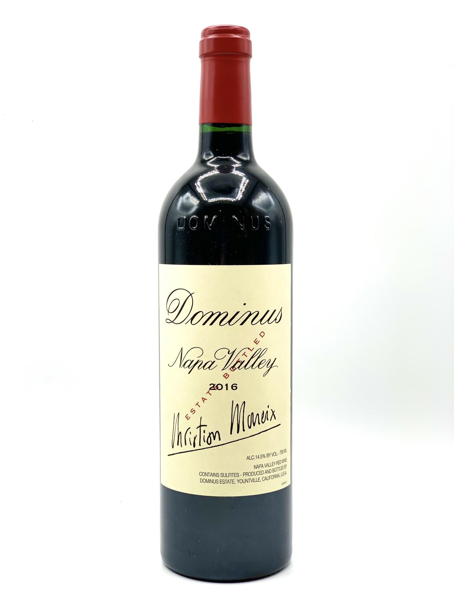Napa Valley Red 2016 Dominus Estate  750ml