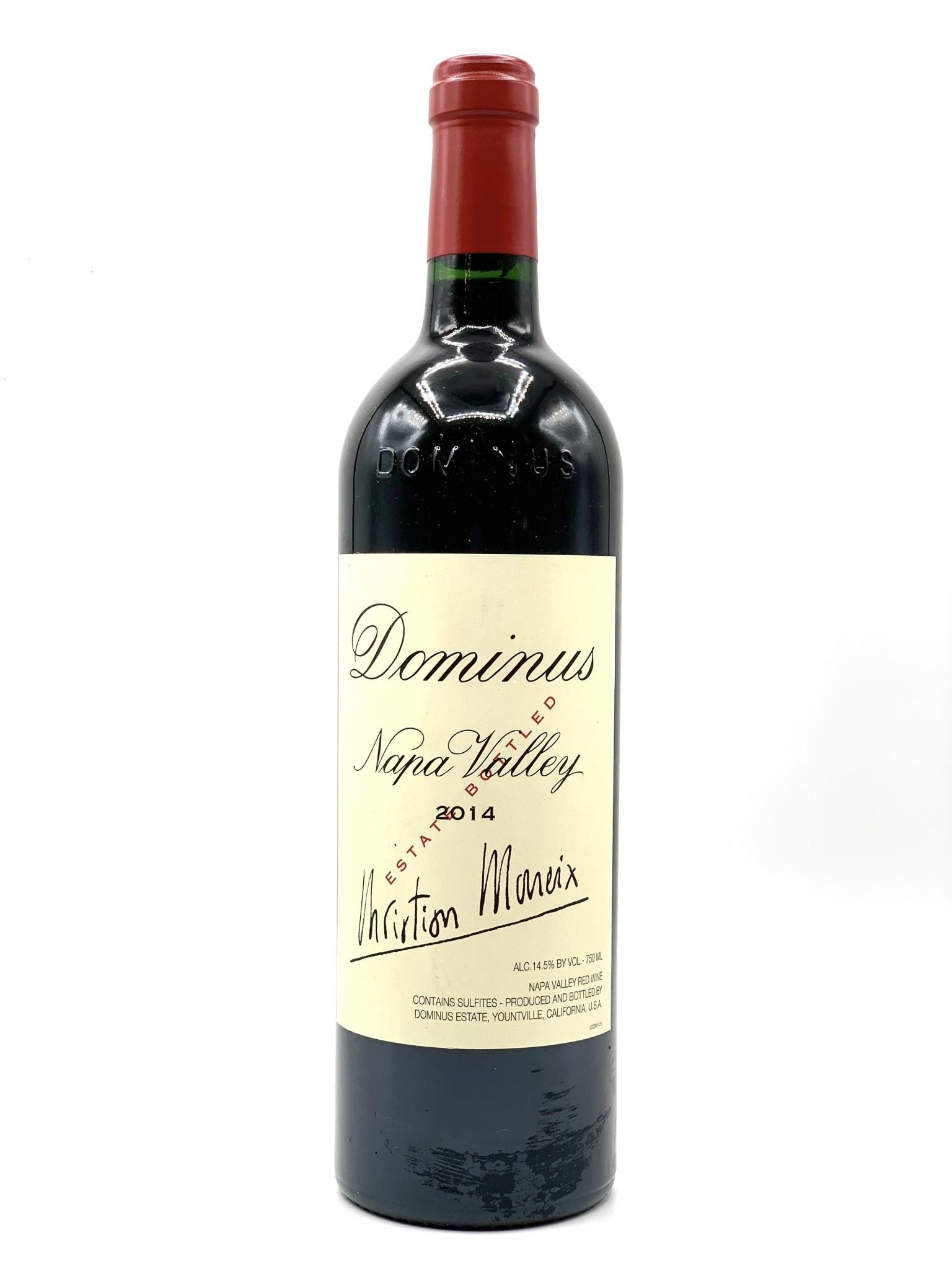 Napa Valley Red 2014 Dominus Estate 750ml