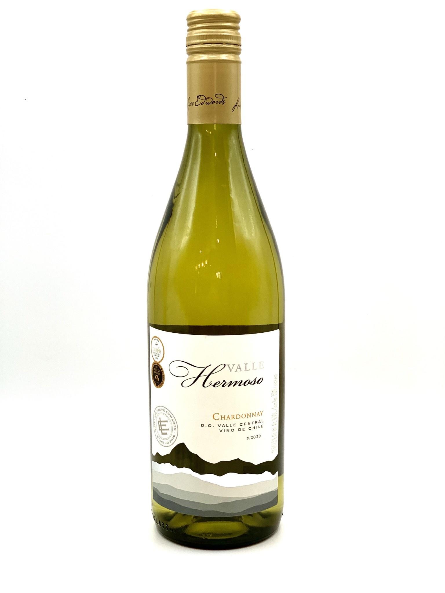 Central Valley Chardonnay 2020 Bodegas Valle Hermoso  750ml