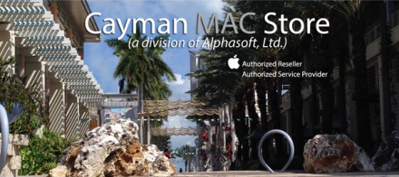 Alphasoft Ltd T/A Cayman Mac Store