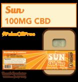 Cypress Hemp Cypress Hemp Broad Spectrum CBD Soap - 100mg Sun