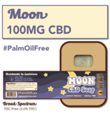 Cypress Hemp Cypress Hemp Broad Spectrum CBD Soap - 100mg Moon
