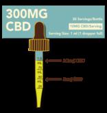 Cypress Hemp Cypress Hemp Broad Spectrum CBD + OMEGAS™ Oils - 300mg