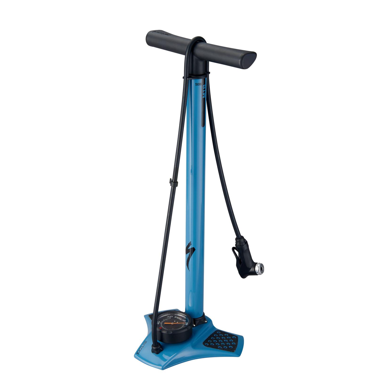 Specialized Air Tool MTB Floor Pump Gray