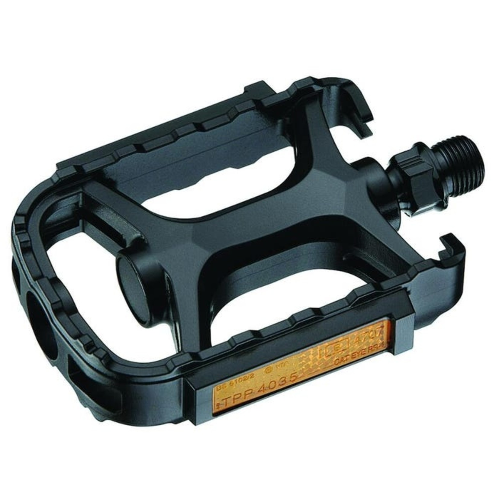 49N TREKKING PEDALS RESIN/ALY