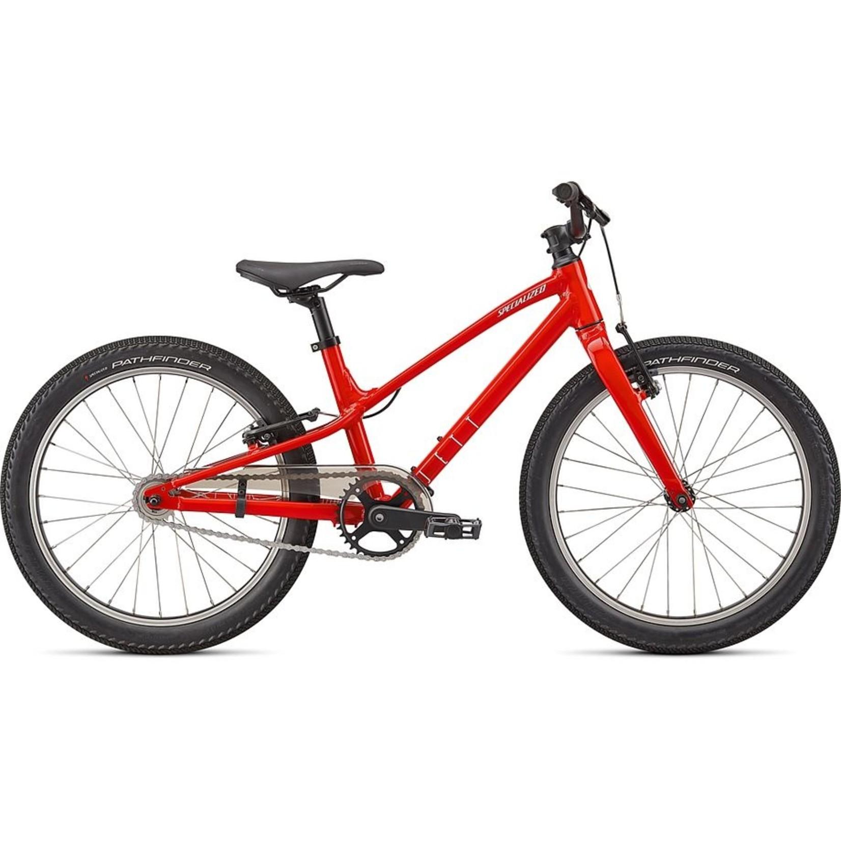 Specialized JETT 16 FLO RED/BLACK