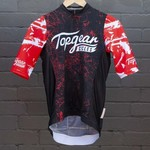 Cat 1 Topgear Cycles Team Men's Short Sleeve Jersey