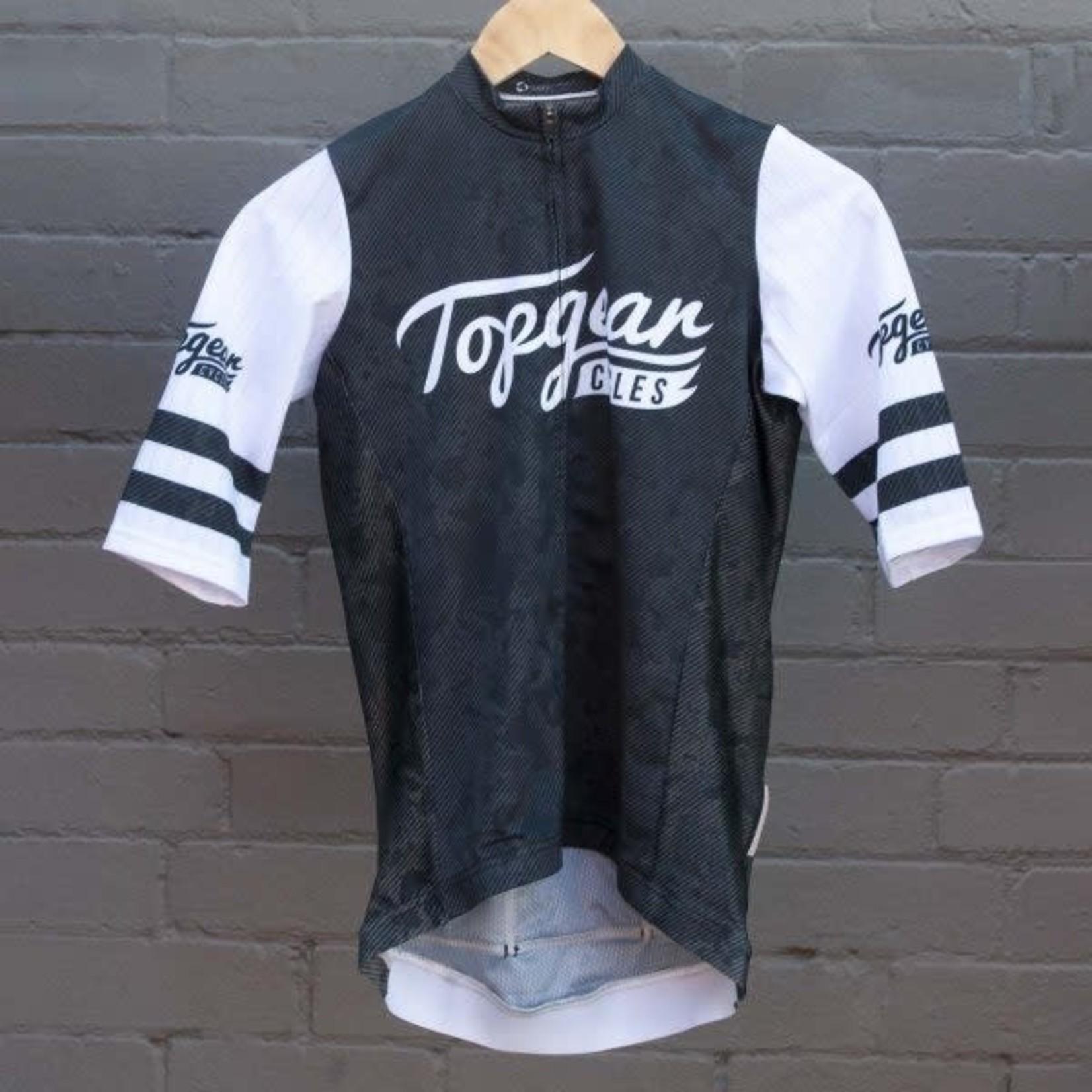 Cat 1 Topgear Cycles Team Women's Short Sleeve Jersey