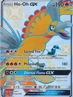 Pokemon HO-OH GX - SV50/SV94