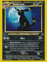 Pokemon Umbreon - 13/75 - Holo Unlimited (MP)