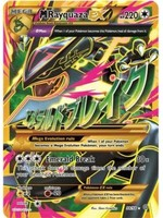 Pokemon M. Rayquaza EX (Full art) 98/98 (LP)