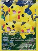 Pokemon Pikachu RC29/32 Promo (LP)