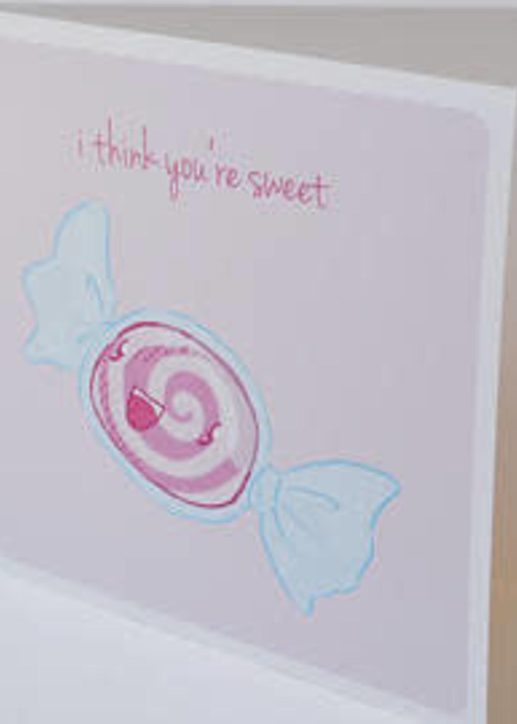 Sweet Ingenuity Geeky Greeting Cards