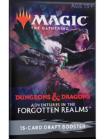 Magic: The Gathering Dungeons & Dragons: Adventures in the Forgotten Realms: Draft Booster Pack