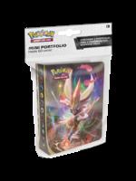 Pokemon Pokemon SWSH2 Rebel Clash Mini Portfolio w/ Booster Pack