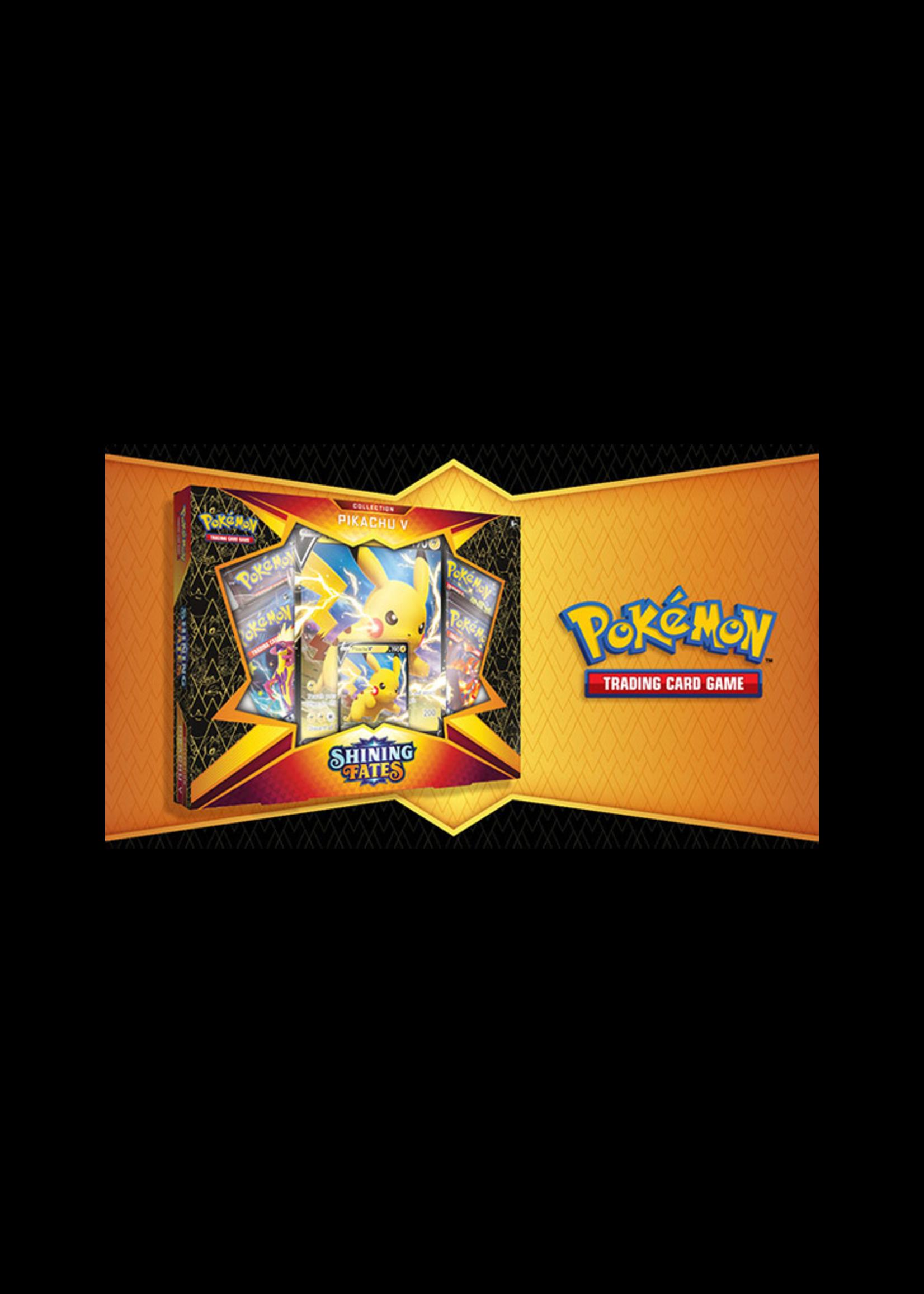Pokemon Pokemon Shining Fates Pikachu V Box