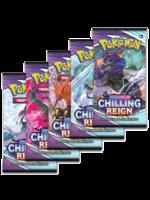Pokemon Pokemon SWSH6 Chilling Reign - Booster Packs