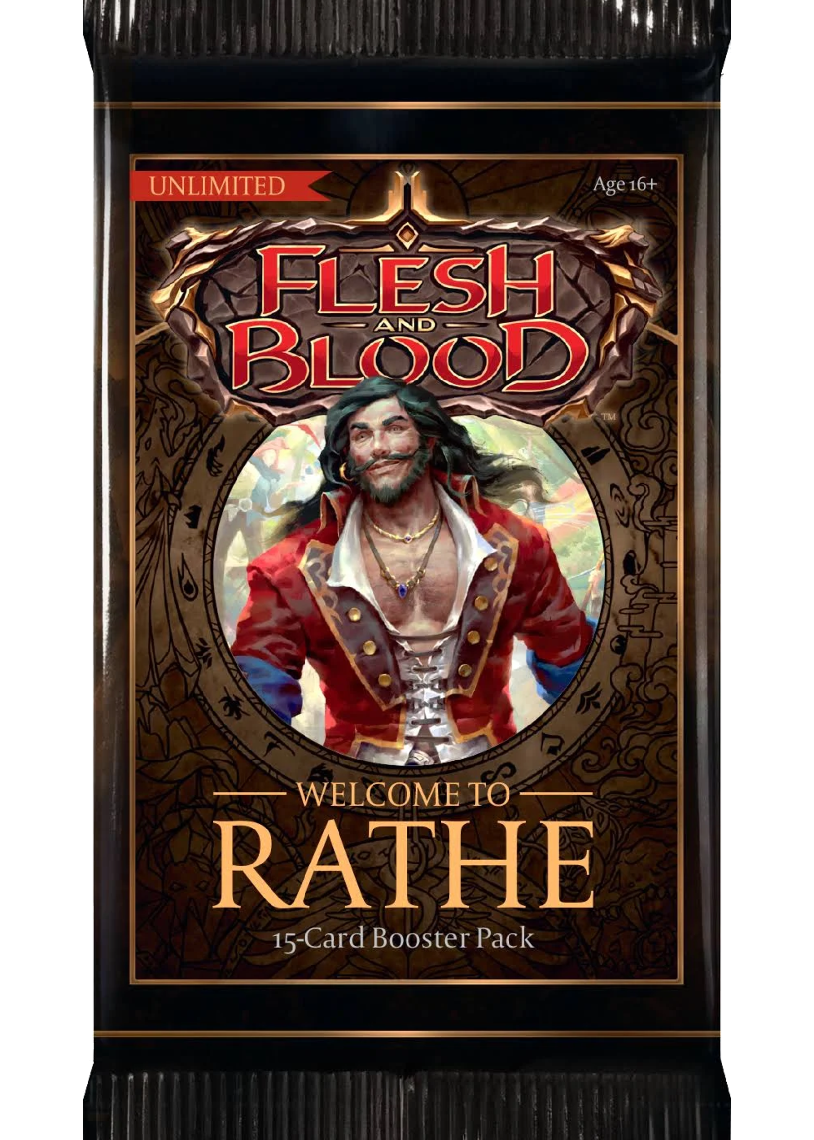 Flesh and Blood Flesh and Blood - Welcome to Rathe - Unlimited Single
