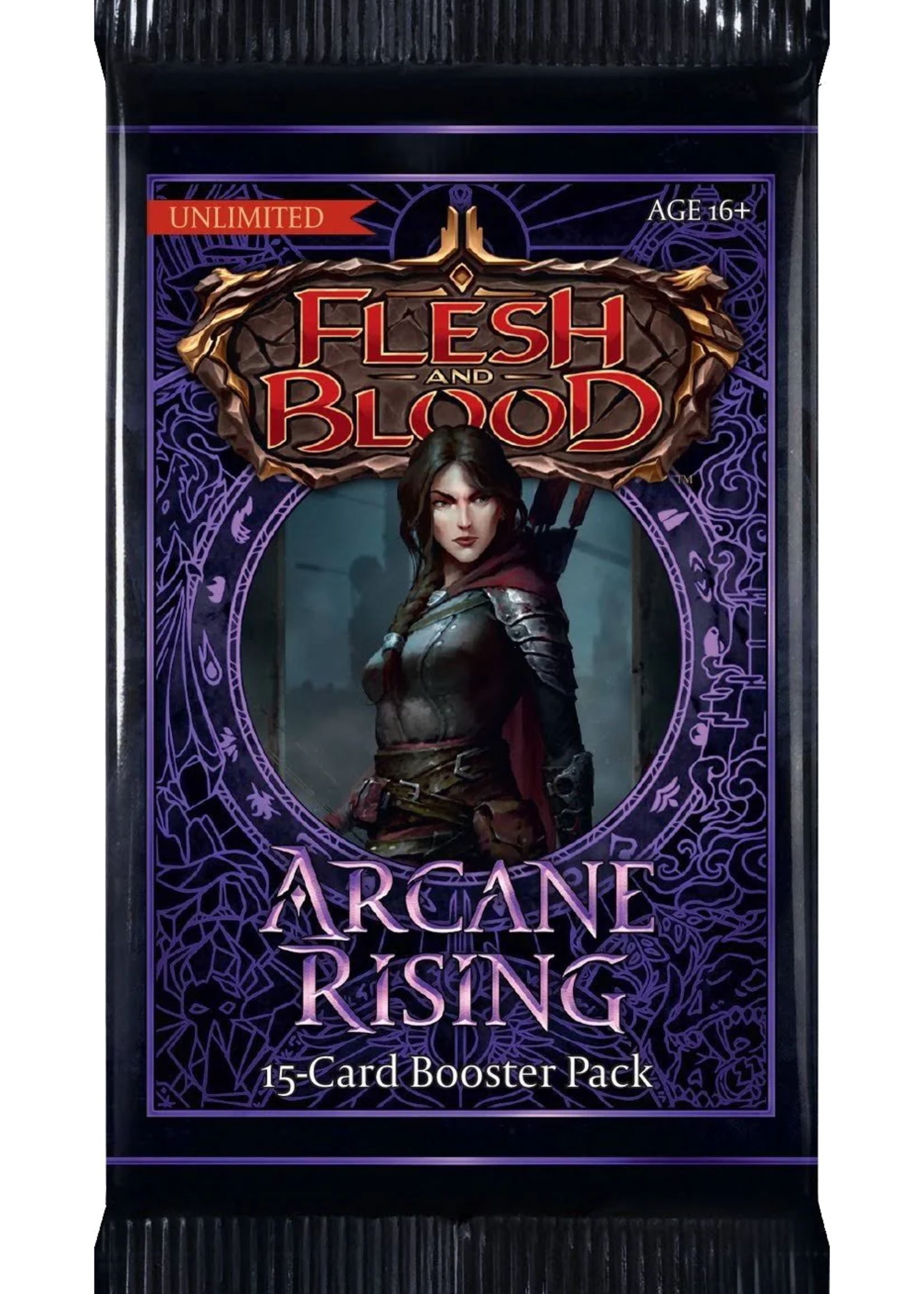Flesh and Blood Flesh and Blood - Arcane Rising - Unlimited Single
