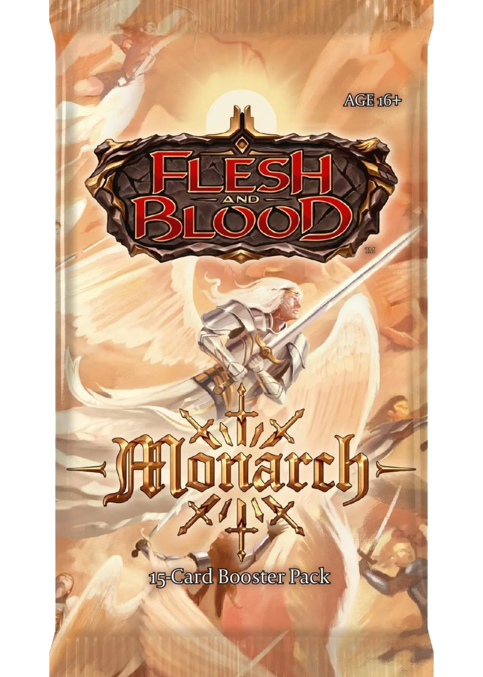 Flesh and Blood Flesh and Blood - Monarch - Unlimited Single