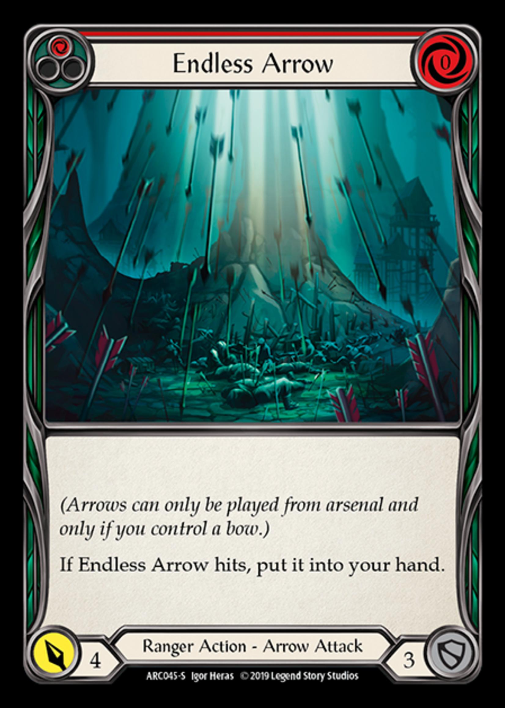 Flesh and Blood Endless Arrow, ARC045