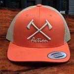 Action Rideshop Axes Hats