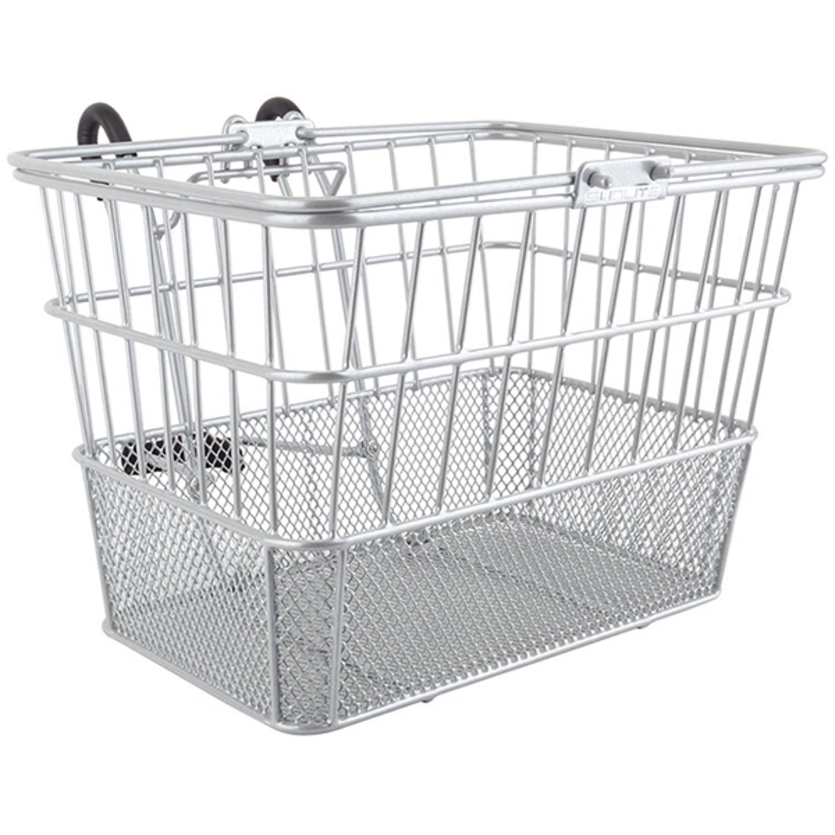 Sunlite Basket Silver