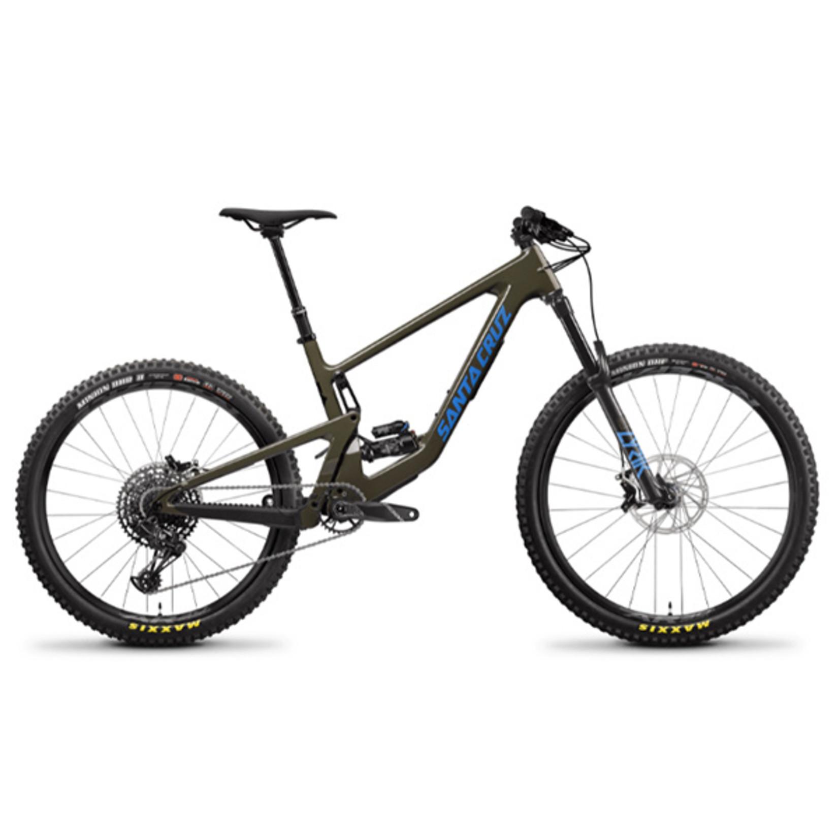Santa Cruz Bicycles 2022 Bronson 4 C MX R Kit