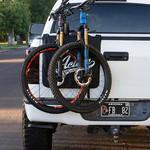 Action Rideshop Double Bike Tailgate Pad