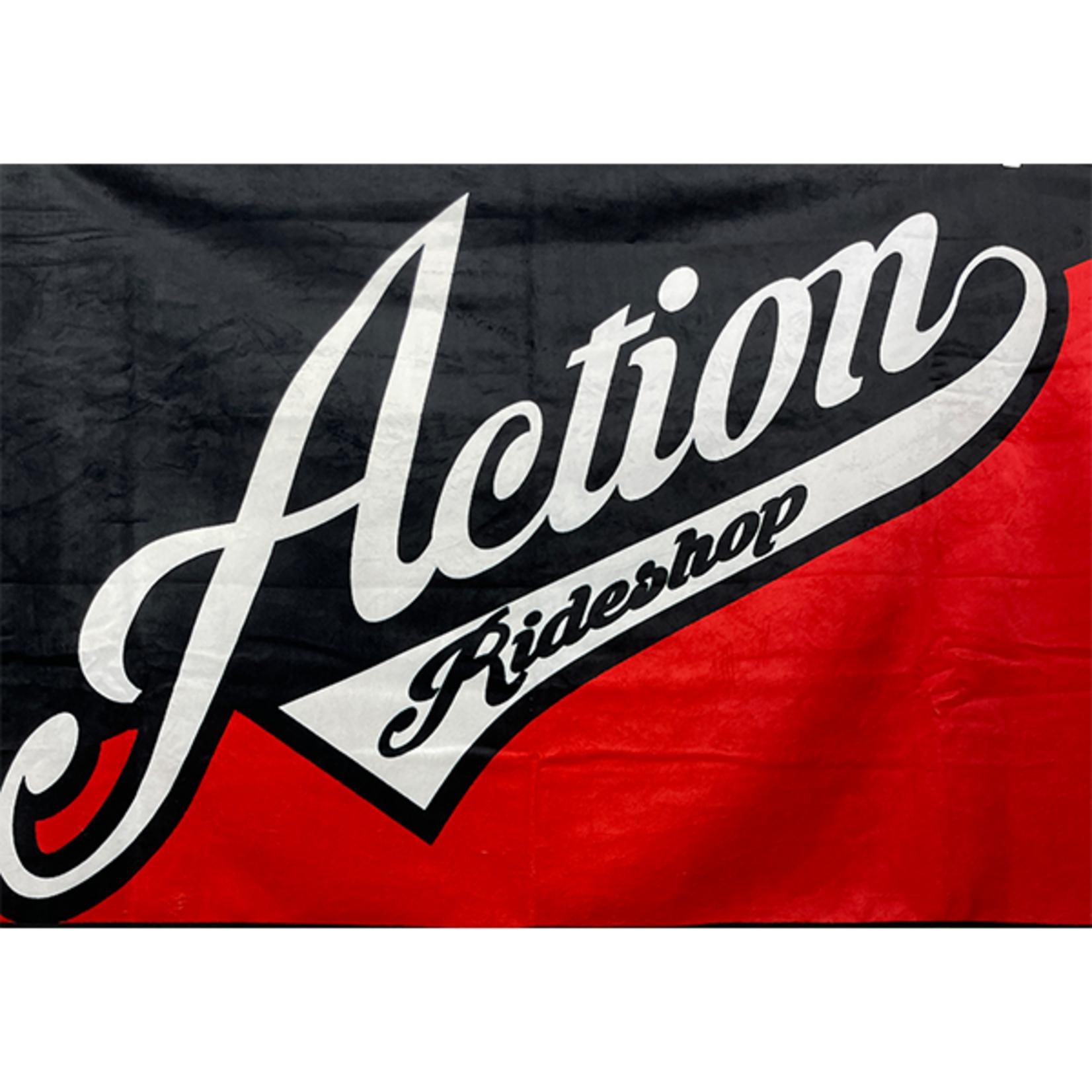 Action Rideshop Classic Beach Towel