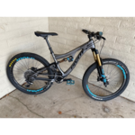 Pivot Cycles 2019 Mach 6 Pro X01 Build Kit w/ Carbon Wheels (used/consignment)