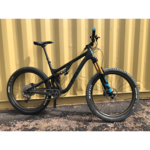 Pivot Cycles 2019 Mach 5.5 Large Pro XT Build w/ Carbon Wheels (used/consignment)