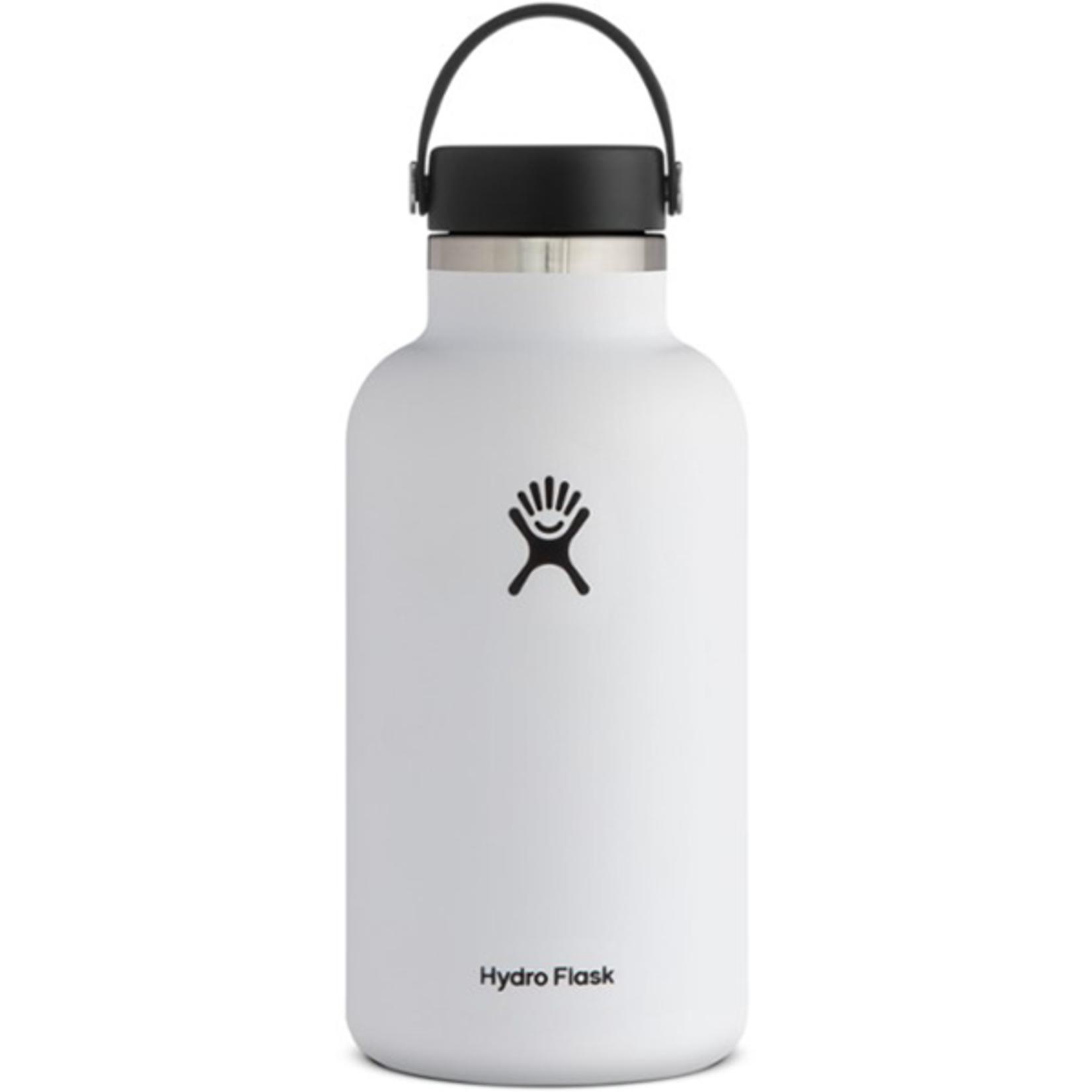 Hydroflask Widemouth White 64oz