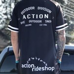 Action Rideshop Outdoor Division SS Jersey