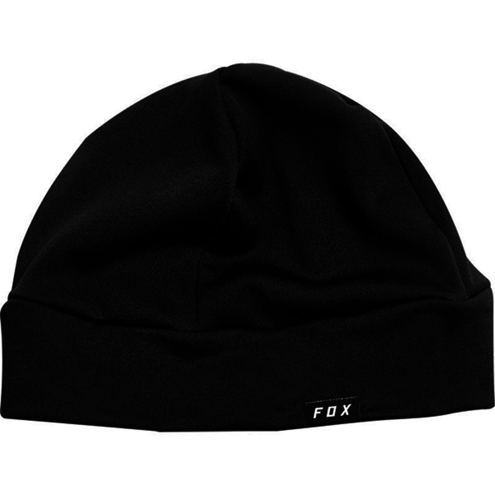 FOX POLARTEC   SKULL CAP  Black OS