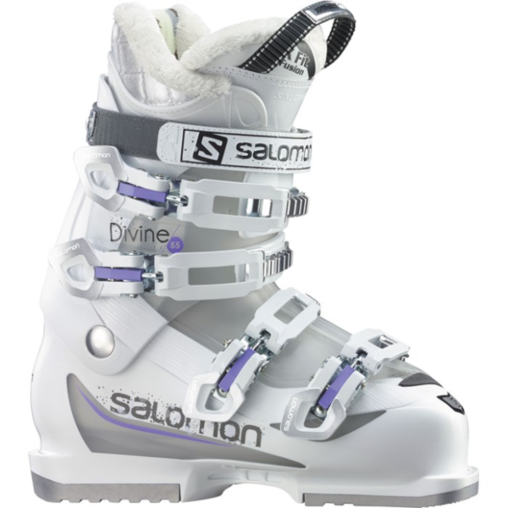 Salomon Divine 55 White Crystal 26.5