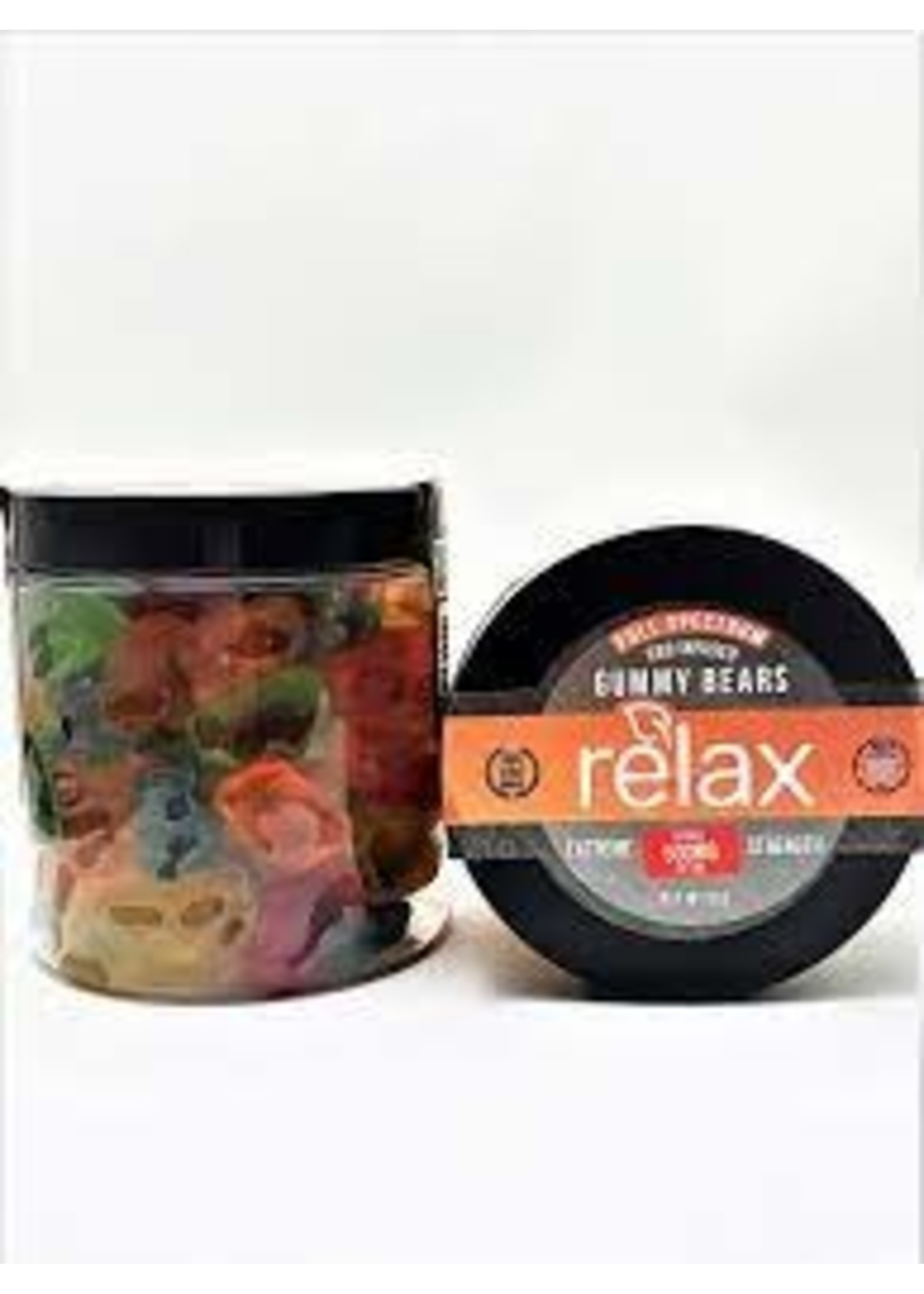 Relax 500mg Relax Gummies Full Spectrum